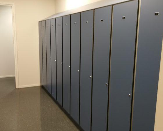 Lockers Nieuwe-Tonge