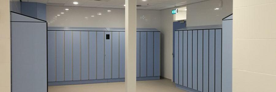 Lockers Veendam